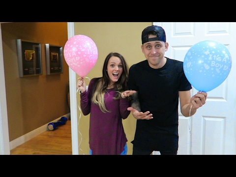 Thumbnail: WE FOUND OUT!! Official Gender Reveal