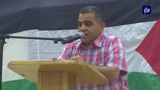 لجنة العمل الوطني في مخيم اربد تنظم مهرجانا بمناسبة ذكرى مرور 70 عاما على النكبة - (16-5-2018)