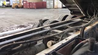 1981 Kenworth W900 Dump Truck