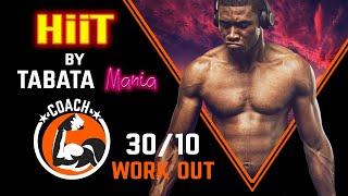 TABATA 30/10 - HiiT Workout Music w/ TIMER - NEFFEX & TABATAMANIA
