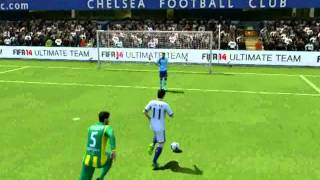 Fifa 14 Natural Evolution Gameplay Mod by ShoreLooser Video Two