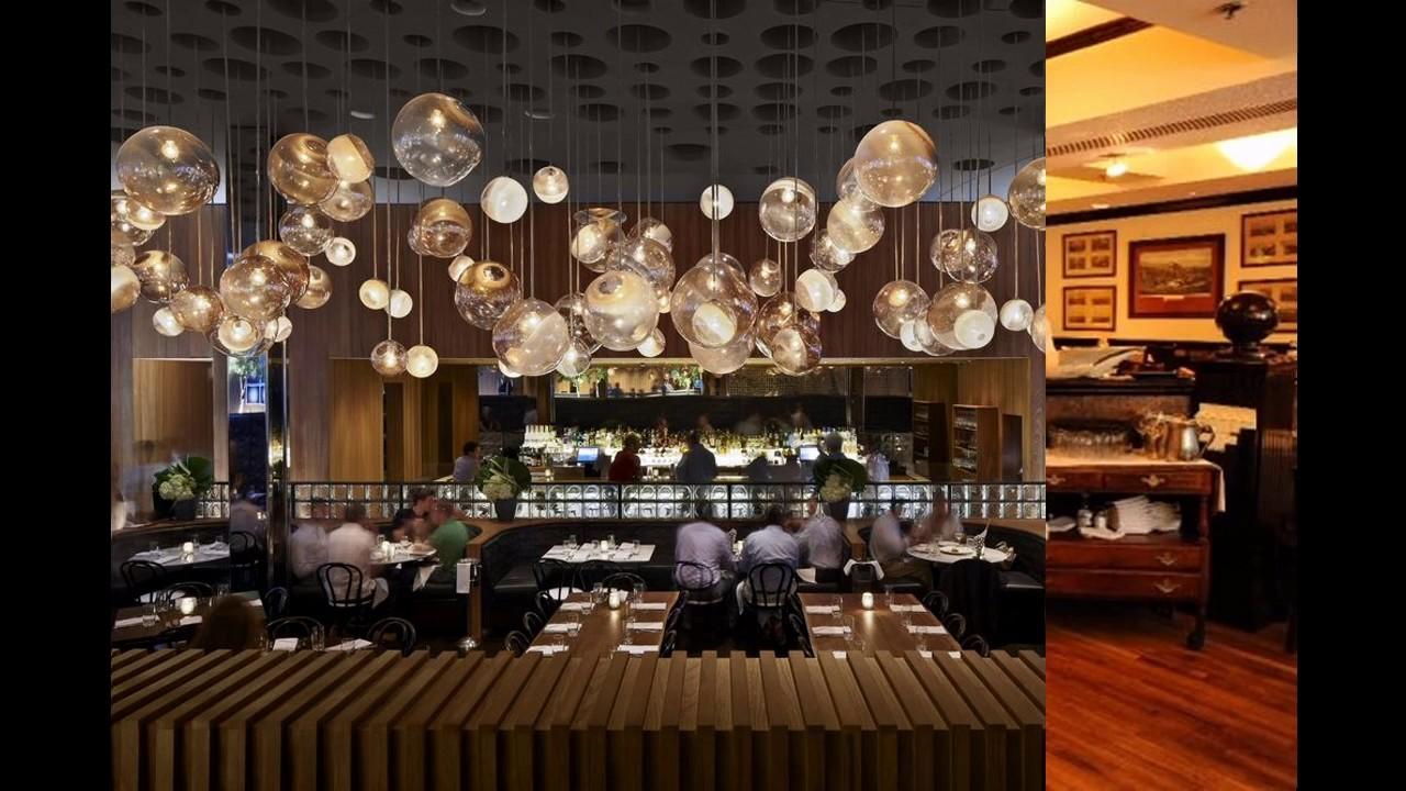 Diseño de restaurante comedor - YouTube