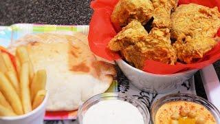 Homemade Al Baik Fried Chicken/ البيك کی فرائیڈ چکن