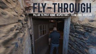 """Google Review Fly Through """"Pillar To Post Home Inspectors - Team Erik Gertsen"""""""