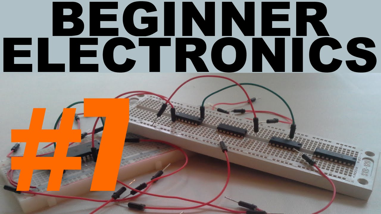 Beginner Electronics - 7 - How Much Resistance?