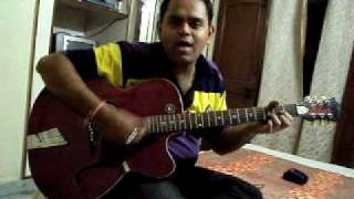 leaving on a jet plane cover by aman srivastava