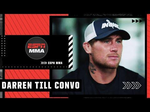 Darren Till Convo: Fighting Derek Brunson, eyeing a title fight vs. Israel Adesanya | ESPN MMA