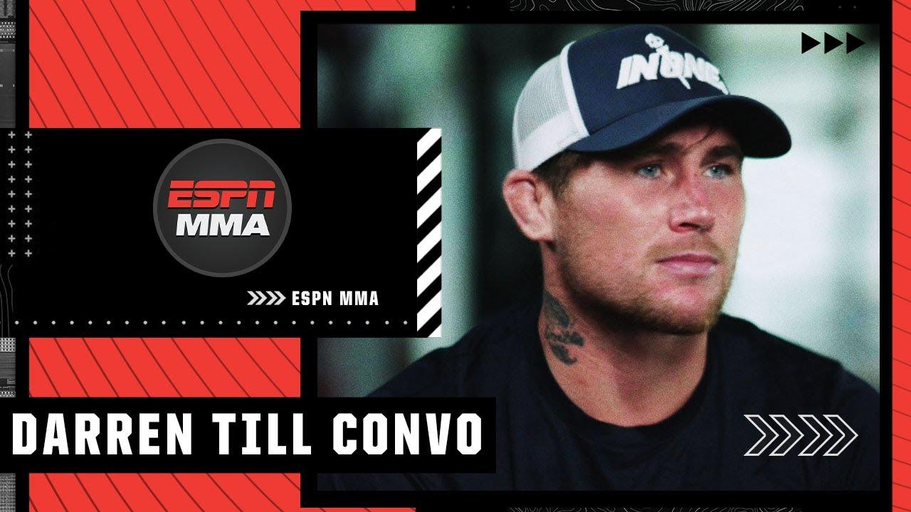 Download Darren Till Convo: Fighting Derek Brunson, eyeing a title fight vs. Israel Adesanya | ESPN MMA