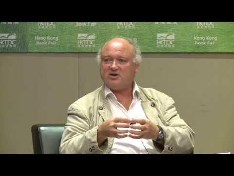 """HKBF2013: """"The World of Fiction"""" with Louis de Bernières"""