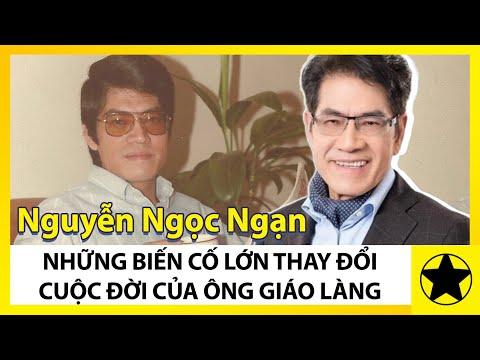 Tiểu Sử MC Nguyễn Ngọc Ngạn || Những Biến Cố Lớn Thay Đổi Cuộc Đời Nguyễn Ngọc Ngạn