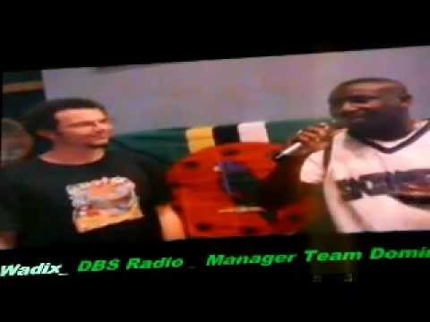 Interview DOMINICA and ANTIGUA  Giga'Games 2007 Caribbean Cup  GUADELOUPE