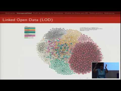 Un modelo de datos para la poesía en el contexto de los datos enlazados
