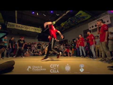 "2017 City vs. City Battle: ""Albuquerque vs. Santa Fe"" @ The Dancing Turtle"
