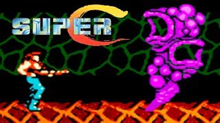 Super Contra (Super C): прохождение Супер Контра (NES, Famicom, Dendy)