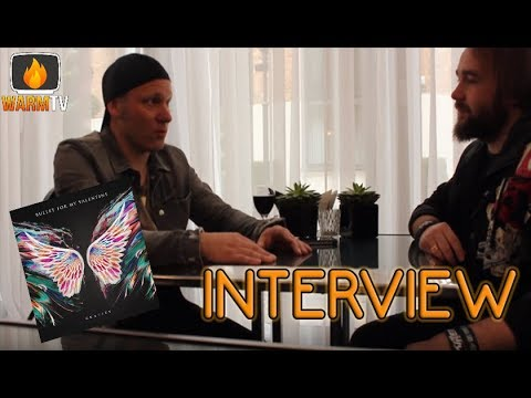 WARM ITW ► BULLET FOR MY VALENTINE [ENG]