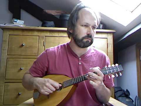 Es wollt ein Jägerlein jagen (trad. German), mandolin instrumental