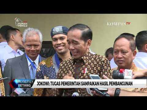 Jokowi Bantah Iklan Di Bioskop Bagian Kampanye