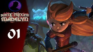 Let's Play Battle Princess Madelyn - Part 1 - Doggo Ghost Of DOOM!