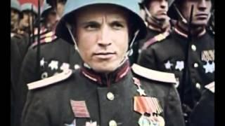 Siegesparade Moskau 1945 A