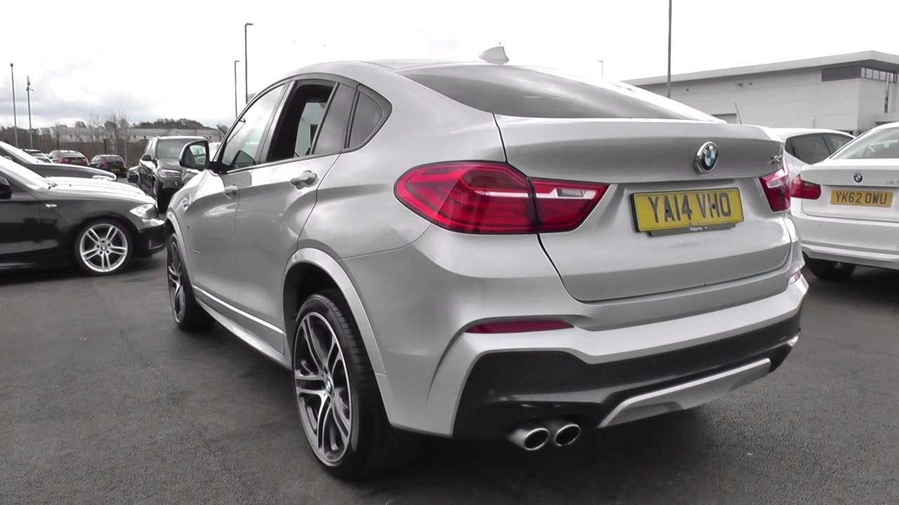 bmw x4 xdrive30d m sport auto u7249 youtube. Black Bedroom Furniture Sets. Home Design Ideas