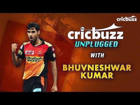 Ashish Nehra & Zaheer Khan were my idols - Bhuvneshwar Kumar on Cricbuzz Unplugged