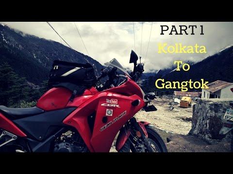 [Part-1] Kolkata to Sikkim | Welcome to Sikkim | Kolkata to Gangtok