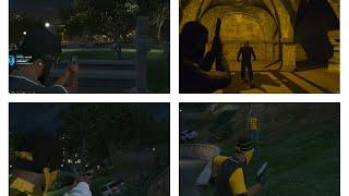 ALL POVS of CHANG GANG vs VAGOS SHOOTOUT- War has officially begun | GTA RP NoPixel 3.0