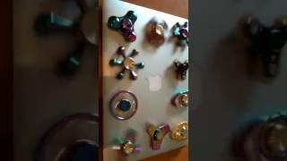 kovový nebo plastový spinner?