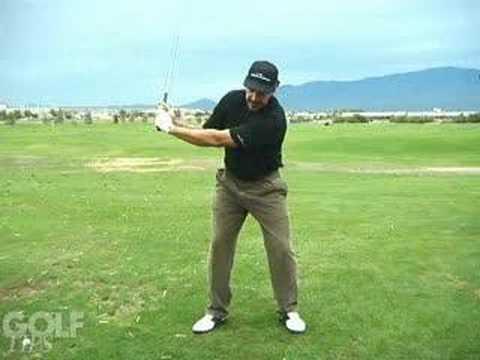 Golf Tips Magazine - Long Driving Through Arm Width
