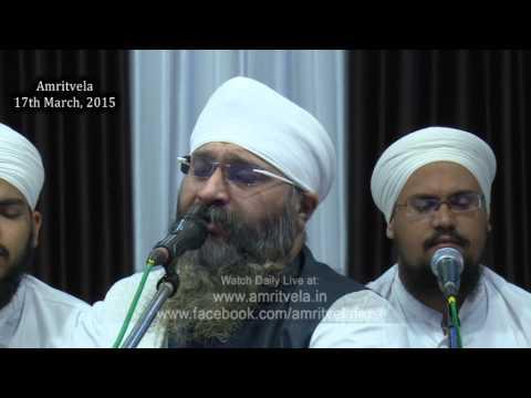 WaheGuru Simran - 17thMarch,2015 AmritVela