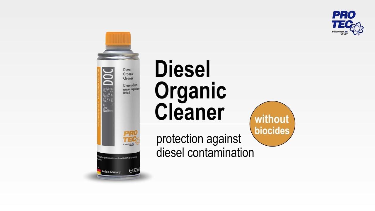 Protec diesel üzemanyagrendszer tisztító