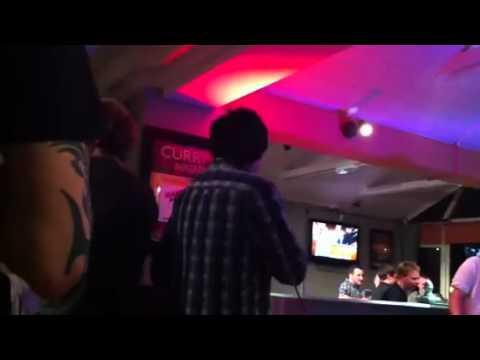 Boathouse valentines karaoke
