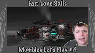 Journey To The Unknown - Far: Lone Sails Let