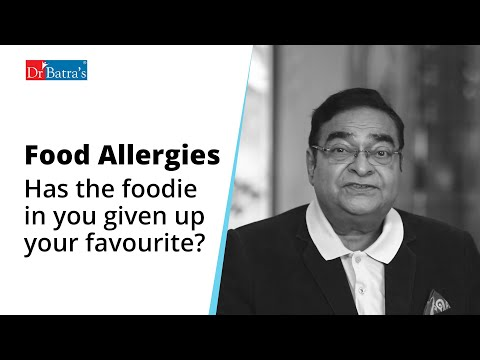 Food Allergies – Symptoms, Causes, & Treatments