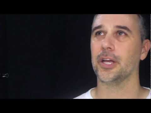 Josh Friedberg after IASC's HOV Party/Session (2011)