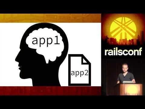 "RailsConf 2014 - The ""Rails of JavaScript"" Won"