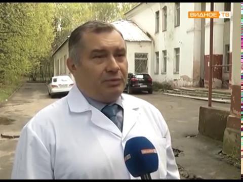 """""""Новый корпус"""" - детское инфекционное отделение ВРКБ"""