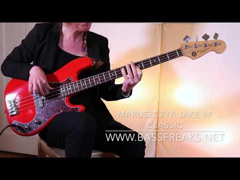 Maruszczyk Jake Classic Live Demo - BassFreaks.net