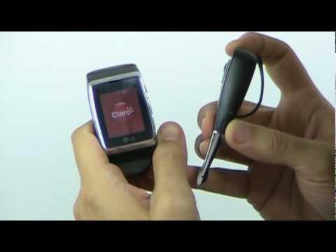 LG GD910 Watch Phone - Produtopia