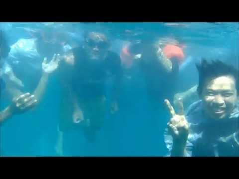 BEST UNDERWATER EXPERIENCE! waterproof phone tested at PACIFIC ocean(Xperia Z)
