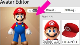 HOW to TURN MARIO!!! On ROBLOX