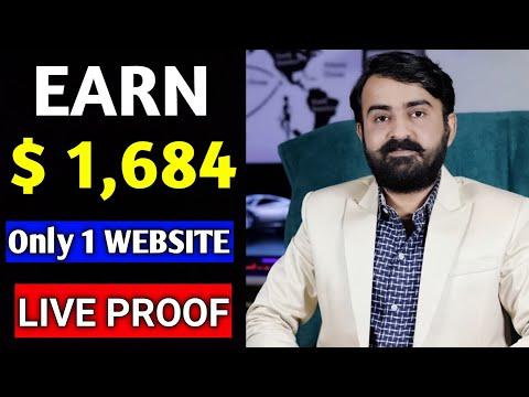 How To Make Money Online With Website | AdShrinkIt | Best Earning Website 2020