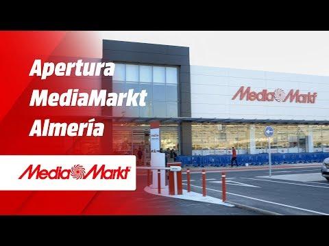¡Abrimos tienda MediaMarkt en Almería!