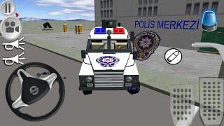 Akrep polis arabası||oyunlar oyna||oyun oburu