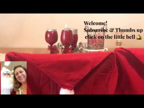 How to make Christmas Holiday dining room chair slip covers