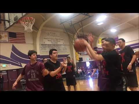 2018 Special Olympics Northern Calfornia East Bay region basketball competition the games