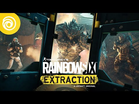 Rainbow Six® Extraction: PlayStation® Showcase 2021   Tráiler del Mundo
