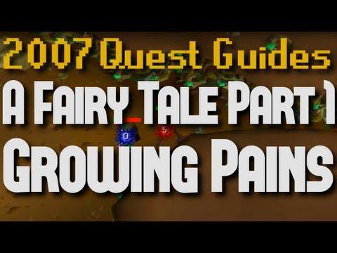 Runescape 2007 Quest Guides: Fairy Tale Part 1: Growing Pains