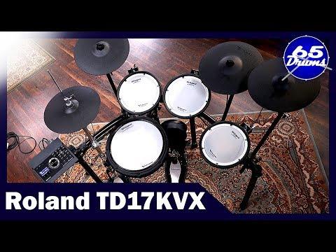 Roland TD17KVX First Impressions