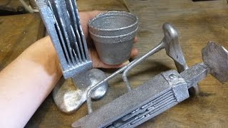 Aluminium Casting Styrofoam Cups and Heat Sinks